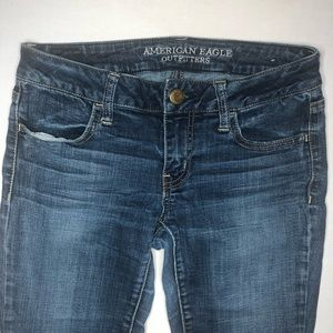 American Eagle Super Stretch Jeggings Size 4